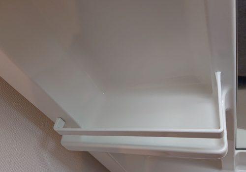台東区 入谷 洗面台キャビネット 収納トレイ 割れ補修