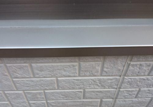 調布市 アルミサッシ リペア 塗装補修